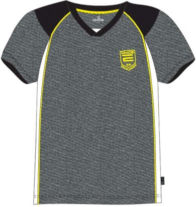 OXIDE - dětské triko X-cool - šedé - 2117