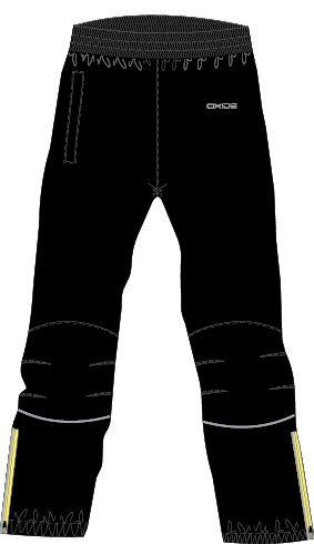 OXIDE - dámské kalhoty Q19 Lite - 2117