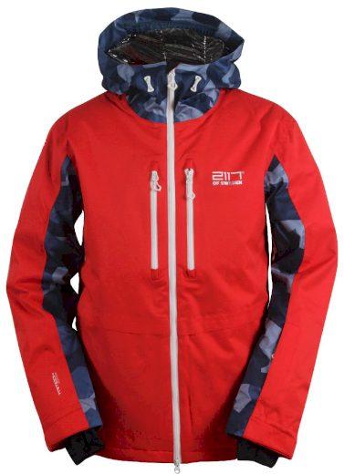 OPE -ECO pánská lyžařská bunda - 2117