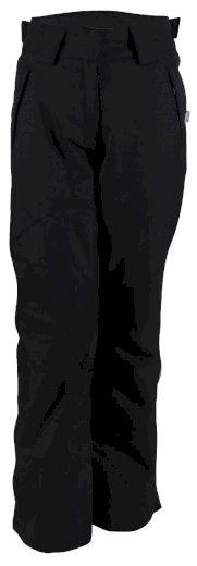 AKKAN - dámské lyžařské kalhoty - černé - 2117