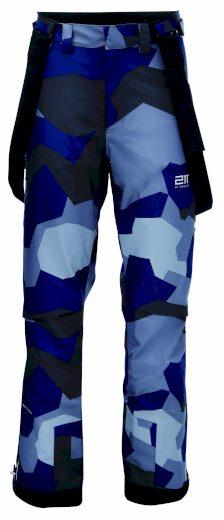 RÄMMEN - pánské ECO 3L lyž.kalhoty (Merino inside) - barva navy - 2117