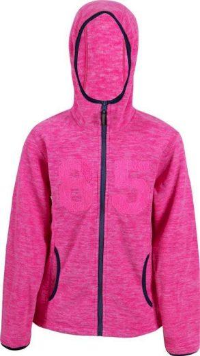 TN dívčí mikina (fleece) - růžová - 2117