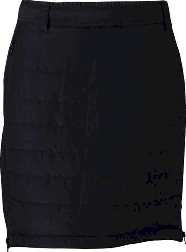 TN - dámská lehká zateplená krátká sukně - 2117