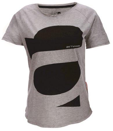 APELVIKEN - dámské triko s kr.rukávem - šedé - 2117