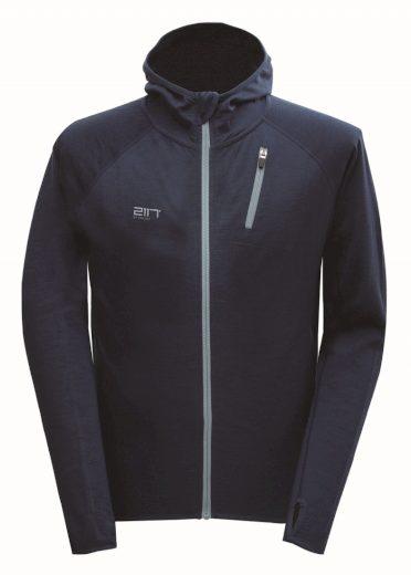 ALLTORP - pánská vlněná bunda s kapucí - 2117