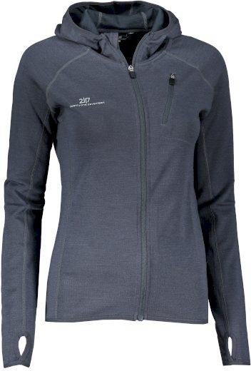 ALLTORP - dámská vlněná bunda s kapucí - 2117