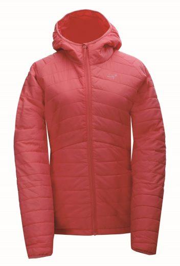 BENSBYN - dámská přechodová bunda - pink - 2117
