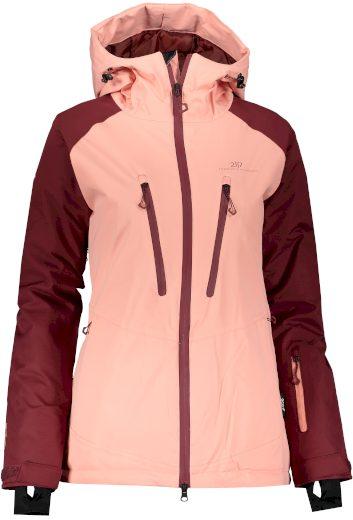 LINGBO - ECO dámská zateplená bunda - 2117