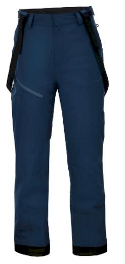 LINGBO - ECO pánské zateplené kalhoty s merinem - 2117