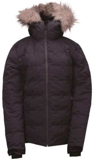 MON - ECO dámská péřová lyžařská bunda (peří 80/20) - 2117