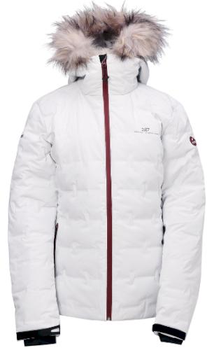 MON - ECO dámská péřová lyžařská bunda (peří - 2117