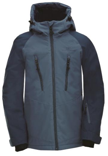 LAMMHULT - ECO dětská zateplená lyžařská bunda - 2117