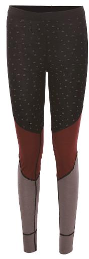ULLANGER - dámské sp. kalhoty 1/1 (merino vlna) - černý - 2117