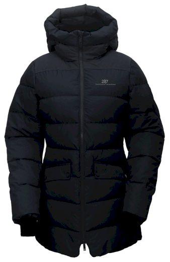 BJÖRKAS - dámský zateplený kabát - 2117