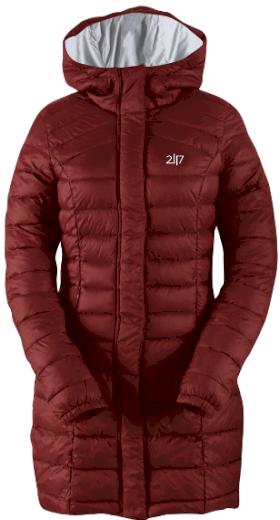 DALEN - dámský sportovní kabát (DuPont Sorona) - 2117