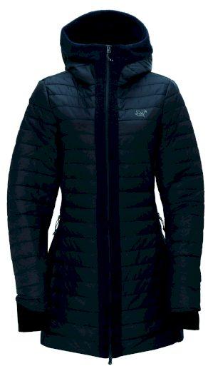 GAMBOL, dámský hybridní vlněný kabát - 2117