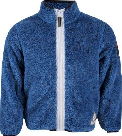 TN chlapecká mikina (fleece) - modrá - 2117