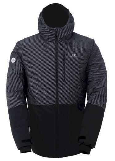GÄRDET - ECO pánská lehká zateplená lyžařská bunda - 2117