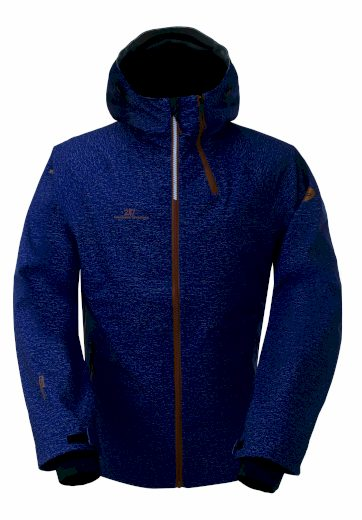 ULLVI - ECO pánská 3L lyžařská bunda - 2117