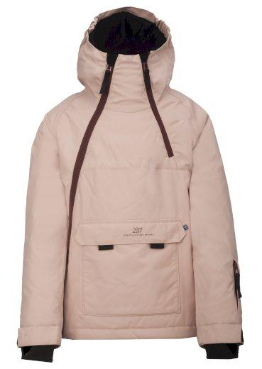 LILLHEM - ECO dětská 2L lyžařská bunda - dusty - 2117