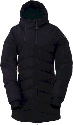 ELLANDA - dámský zateplený kabát - 2117