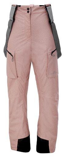 LANNA - ECO dámské 2L lyžařské kalhoty - dusty - 2117