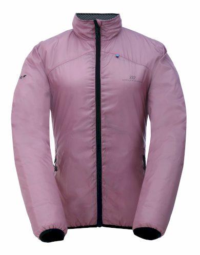 OLDEN - ECO dámská lehká zateplená bunda, PRIMALOFT - dusty - 2117