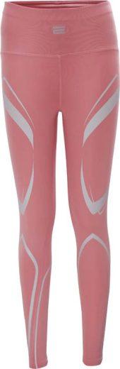 OXIDE-dámské elast.kalhoty (X-Cool) - dusty - 2117