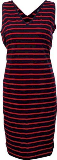MARINE - dámské šaty - Red - 2117