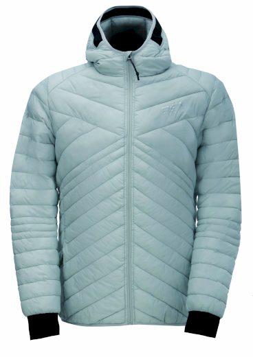 SKOGSA - pánská lehká zateplená bunda (Thinsulate) - Lt - 2117