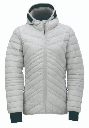 SKOGSA - dámská lehká zateplená bunda (Thinsulate) - Lt - 2117