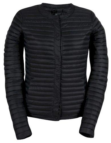 BACKE - dámský péřový kabátek (bez kapuce) - 2117
