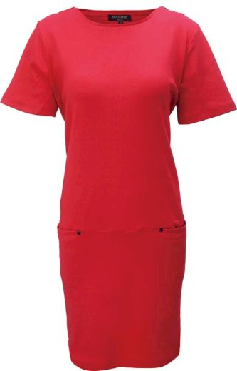 MARINE - dámské šaty - 2117