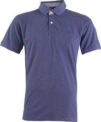 MARINE- pánské polo triko s krátkým rukávem - 2117