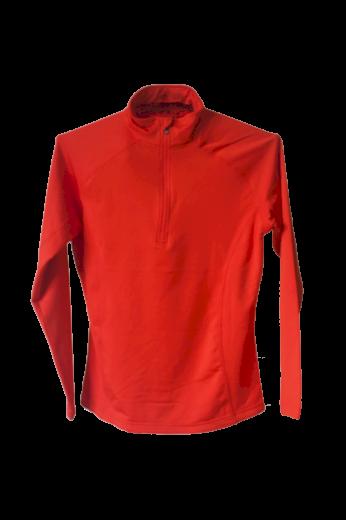 GTS 2126 - Dámské sportovní triko s dlouhým rukávem 1/2 zip - 2117