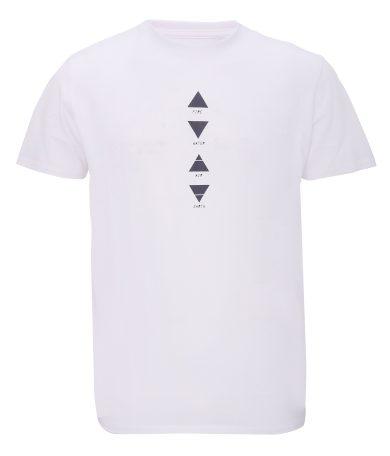 APELVIKEN - pánské  triko s krátkým rukávem - 2117
