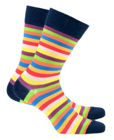 Vzorované pánské ponožky PERFECT MAN-CASUAL