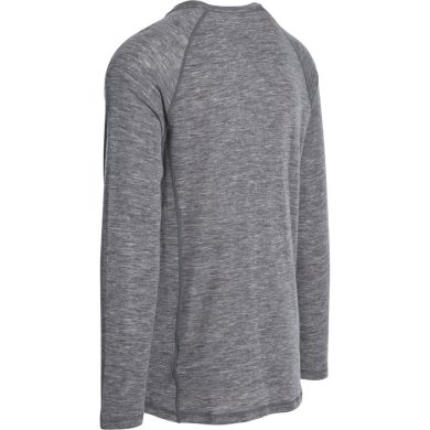 Pánské trička s dlouhým rukávem WEXLER - MALE DLX MERINO BASE LAYER TOP FW21 - DLX