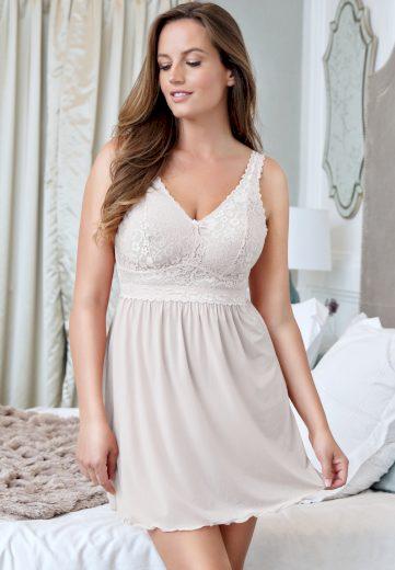 Košilka Parfait P5488 34 D Bílá perla
