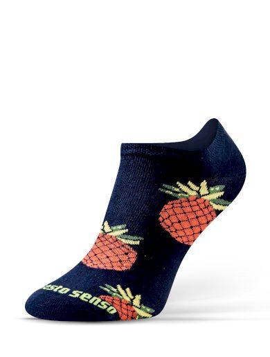 Kotníkové ponožky Sesto Senso Casual