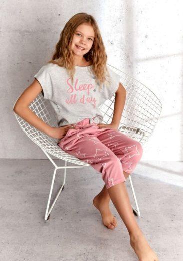 Dívčí pyžamo 2307 Etna 02