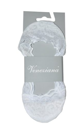 Dámské ponožky Veneziana Rombini Krajkové