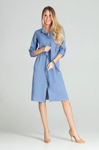 Dámské šaty M703 - Figl