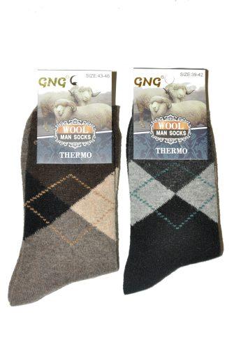Pánské ponožky 8788 Thermo Wool - GNG
