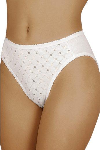 Dámské kalhotky Gina white - ITALIAN FASHION
