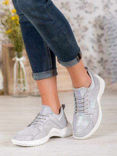Luxusní  tenisky dámské  bez podpatku