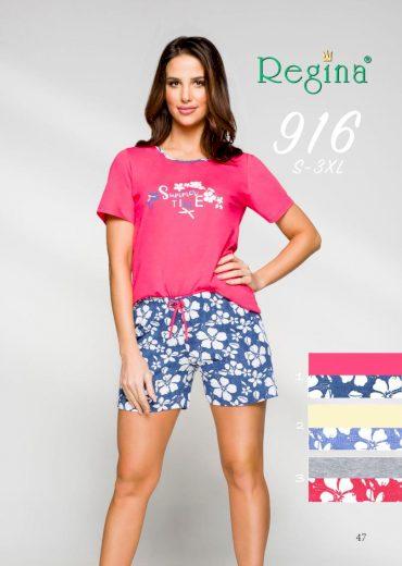 Dámské pyžamo 916 BIG