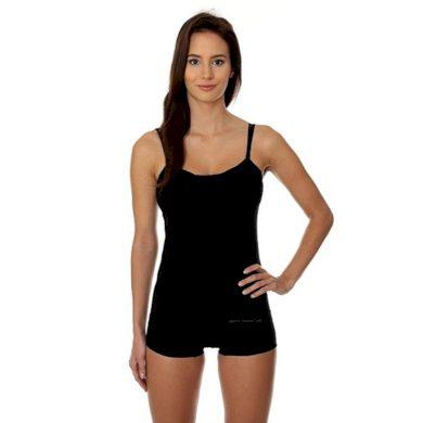 Dámská košilka 00210 Camisole black - BRUBECK