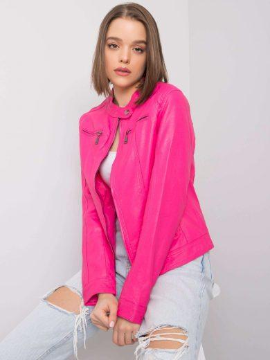 Dámská bunda z umělé kůže FF001 - FPrice