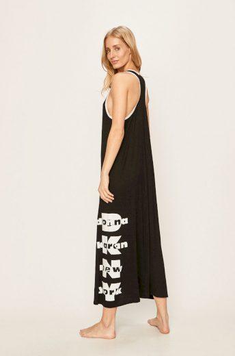 Dámská noční košile YI2622403-001 černá - DKNY
